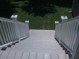 Composite Deck by Lenzi Construction & Remodeling