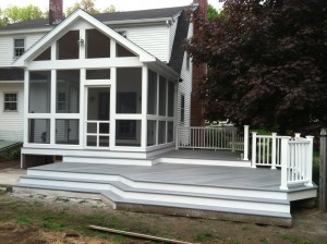 Fiberon Horizon composite decking