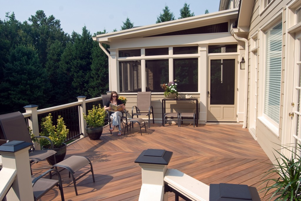 composite decking trends
