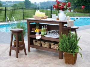 outdoor entertaining | On Board