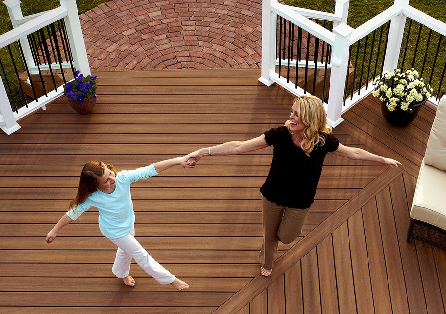 Win 5000 In Fiberon Composite Decking Material Deck Talk