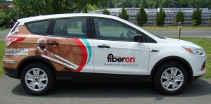Fiberon Ford Escape Passenger Side
