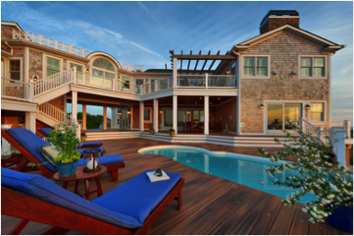 Fiberpro photo contest winners amazing outdoor living for Amazing big houses