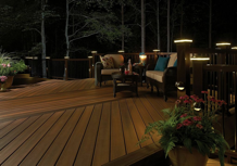 Fiberon Composite Decking Lights