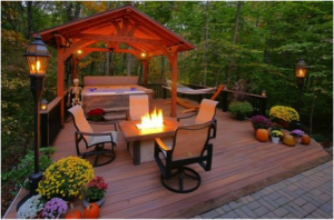 Deck Building Tips for Fall