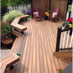 Build your dream with Fiberon decking.