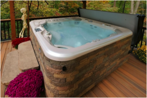 Fiberon Hot Tub