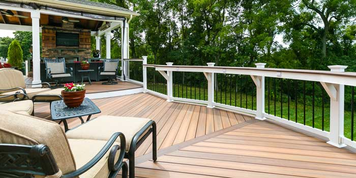 Caring For Your Fiberon Composite Deck Deck Talk
