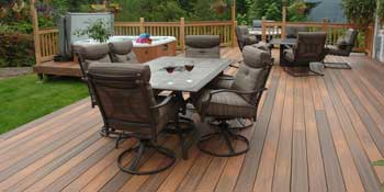Fiberon Horizon Ipe Decking