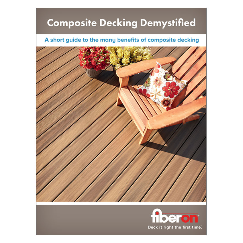 Your Free Guide To Composite Decking Deck Talk