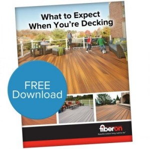 What to Expect When You're Decking