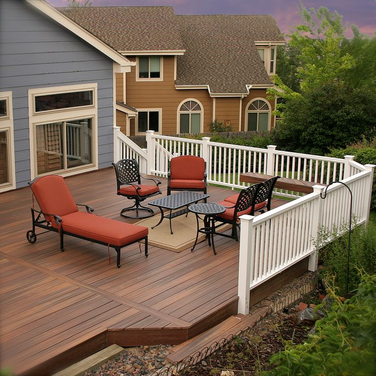 Fiberon decking_blue orange comb