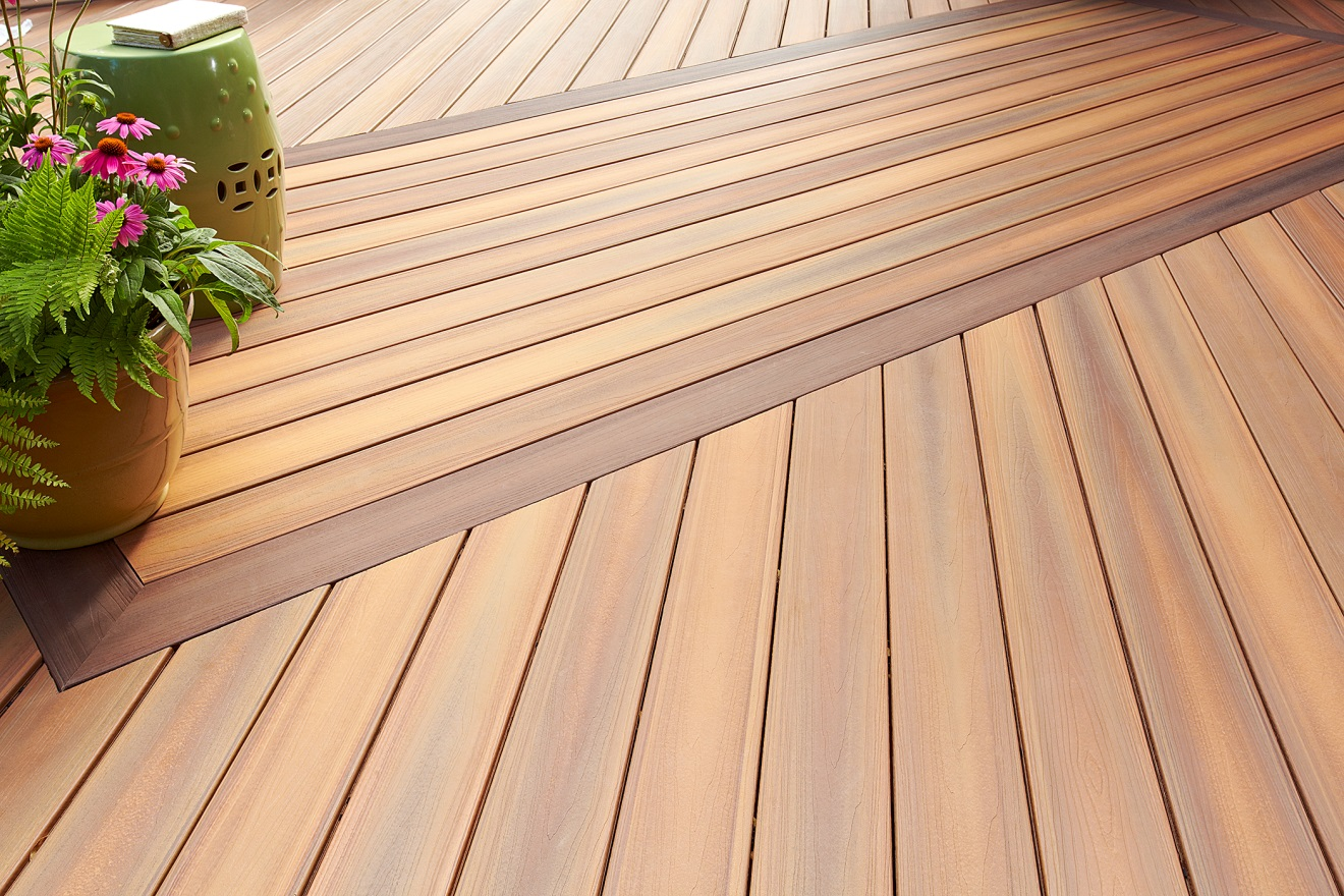 What makes composite decking a better long term value for Fiberon decking cost per square foot