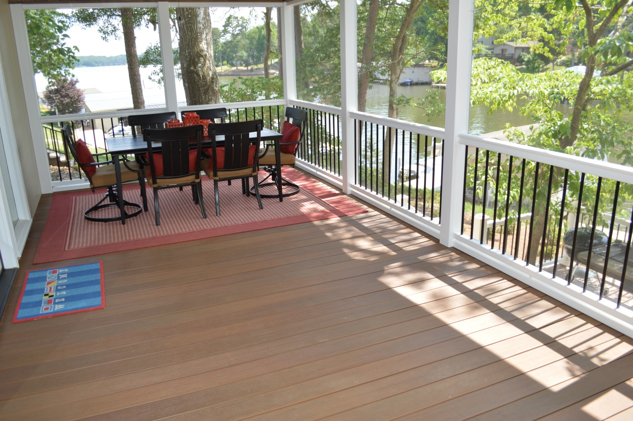 Your top 3 deck railing questions answered deck talk for Fypon railing
