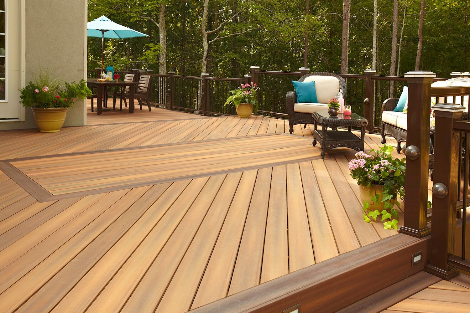 Design your deck quickly and easily with the new fiberon